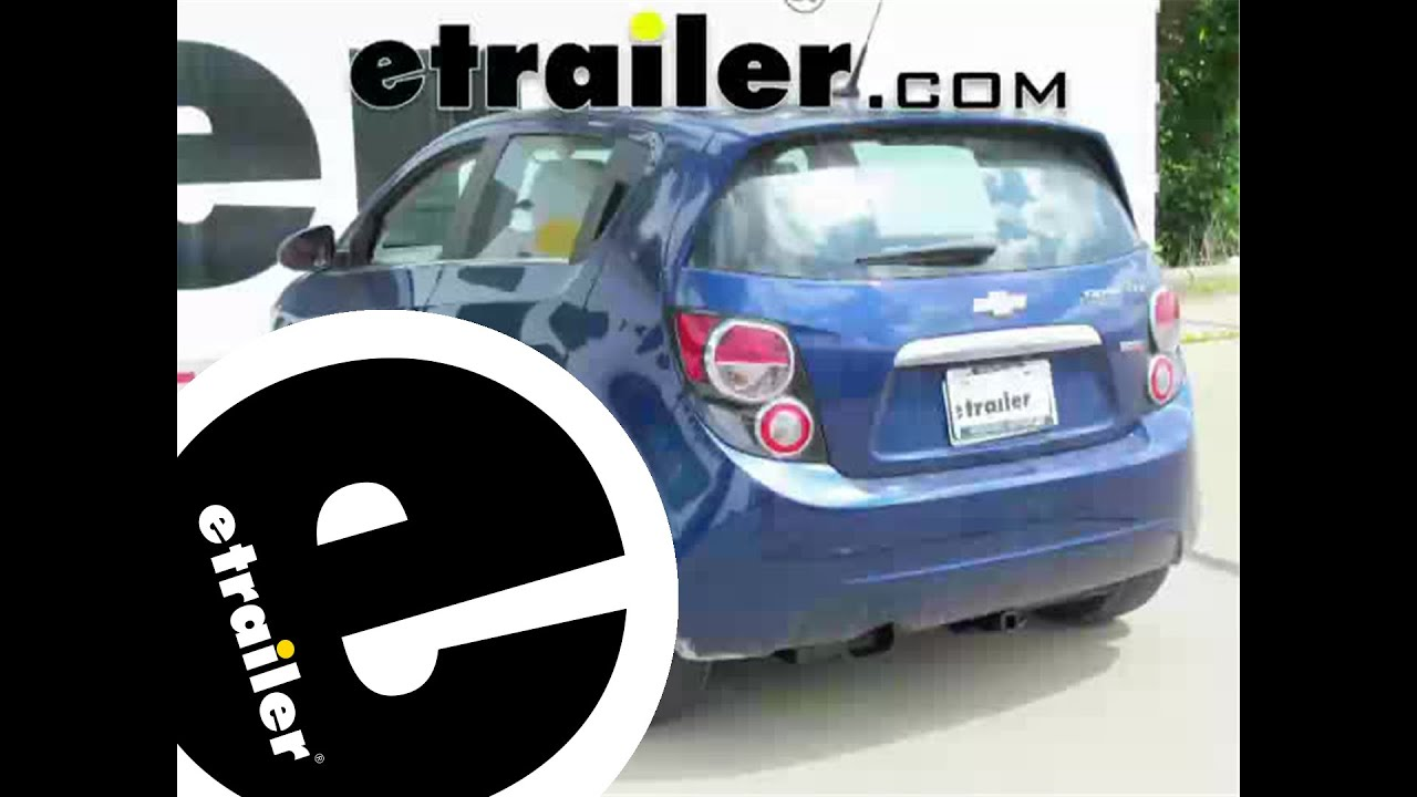 Trailer Wiring Harness Installation 2015 Chevrolet Sonic Video