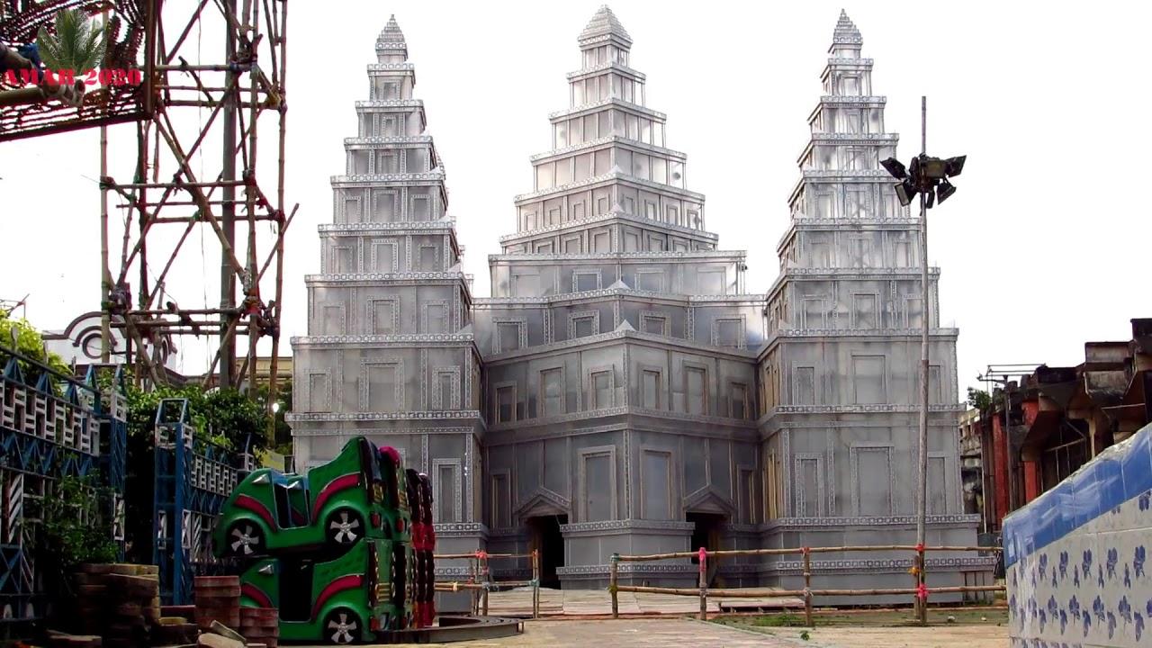 Durga puja kolkata 2017 mohd ali park puja pandal almost complete durga puja kolkata 2017 mohd ali park puja pandal almost complete altavistaventures Gallery