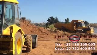 Grader training, Excavator training, Dump Truck Training.Adams Horizon Training +27733409864