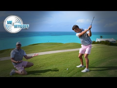 WINDY LEFT HANDED GOLF CHALLENGE!