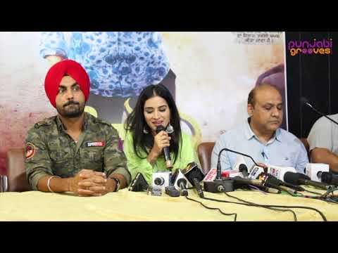 Dangar Doctor (Ravinder Grewal) Punjabi Movie | Press Conference