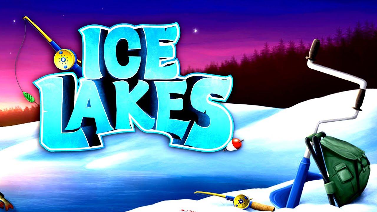 MaxINFINITE, Pink si Pisica MiauMiau merg la pescuit | Ice Lakes