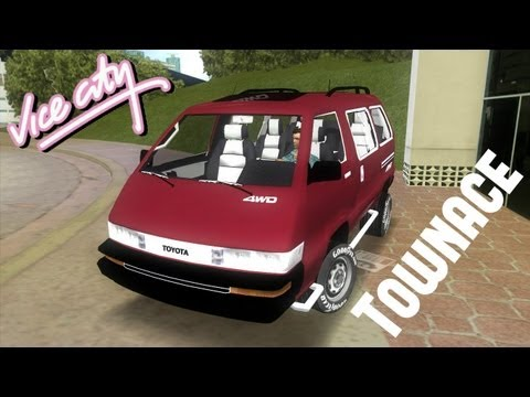 Toyota Town Ace-Tuning
