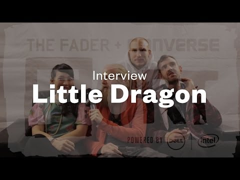Little Dragon - Interview at The FADER FORT Presented by Converse