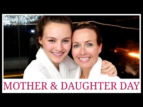 MOTHER & DAUGHTER SPA DAY | Niomi Smart VLOG - YouTube