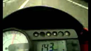 Hyosung Gt-125 Naked (2011) Velocidad Máxima/Top Speed - 151 Km h