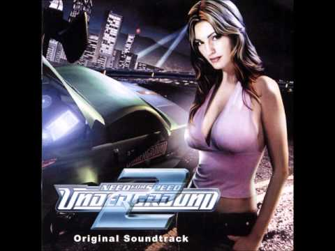 NFS Underground 2 Soundtracks - Paul Van Dyk - Nothing But You (Cirrus Remix)