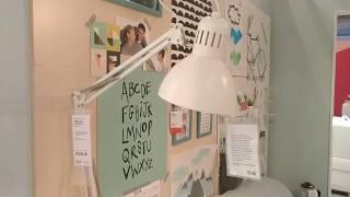 #IKEA #IrishkaT Абсолютно новая гостиная Икеа! НОВИНКА/комод РАСТ, диван ЛЕКСЕЛЕ
