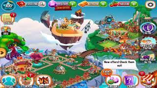Dragon City Heroic Race High Celestial Dragon Lap 5 Node 4 Missions  Episode 3