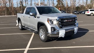 2019 GMC Sierra SLT Review Features and Test Drive