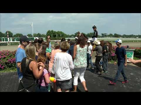 video thumbnail for MONMOUTH PARK 7-7-19 RACE 6