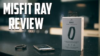 Misfit Ray - Fitness Tracker Review