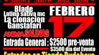 ELIXIR DE BEAT  / SESSION MAESTRA / 17 FEBRERO / TEATRO CAUPOLICAN