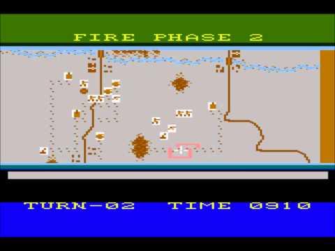 Panzer Grenadier for the Atari 8-bit family |