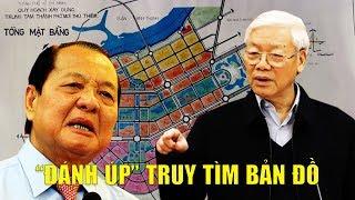 Bất ngờ thanh tra chính phủ đánh úp để truy tìm bản đồ gốc Thủ Thiêm, Lê Thanh Hải SỐT VÓ đột quỵ