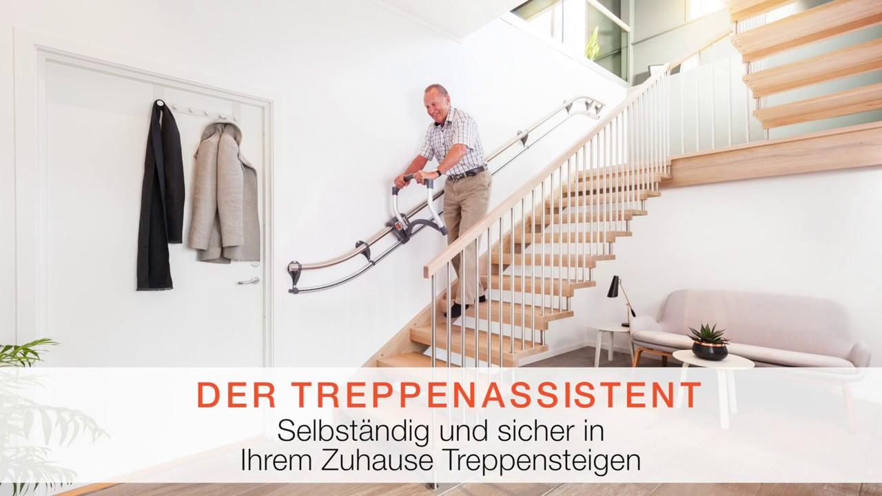 video ASSISTEP Treppenassistent