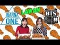 AYAM GORENG BTS VS. WANNA ONE! | SunnydahyeIn