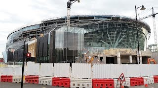Spurs New Stadium - White Hart Lane - 16th September 2018