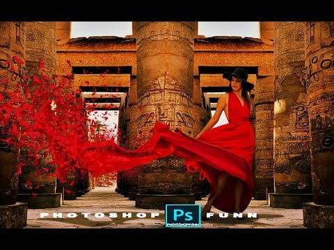#Photoshop: How to Create dispersion effect - Tutorial thumbnail
