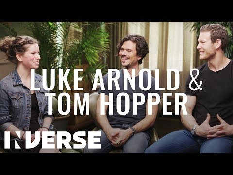 Black Sails Luke Arnold & Tom Hopper on How Their Characters Would Die | Inverse