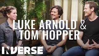 Inverse Interviews 'Black Sails' Luke Arnold & Tom Hopper   Inverse