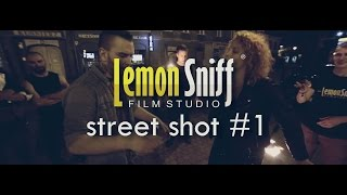 Lemon street shot #1 - Olga Barej x Mc Sajmon x   Waiting all night cover  