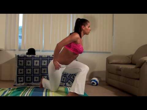 Butt Workout: SEXY BIG BOOTY Girl Home Butt Workout