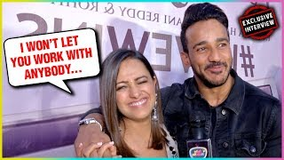 Anita Hassanandani Rohit Reddy SHARE Their Experience Of Working Together | Teri Yaad SONG