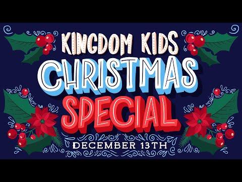 The Kingdom Kids Christmas Special
