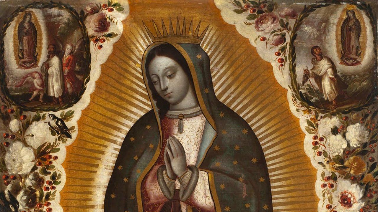 Nossa Senhora: Nossa Senhora De Guadalupe