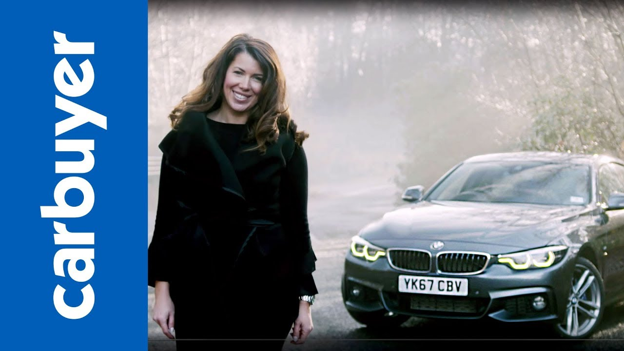 BMW 4 Series Gran Coupe –a saloon with a hatchback or a four-door coupe? –Carbuyer - Dauer: 5 Minuten, 27 Sekunden