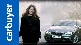New 2018 BMW 4 Series Gran Coupe in-depth review –Carbuyer – Sophie Fisher