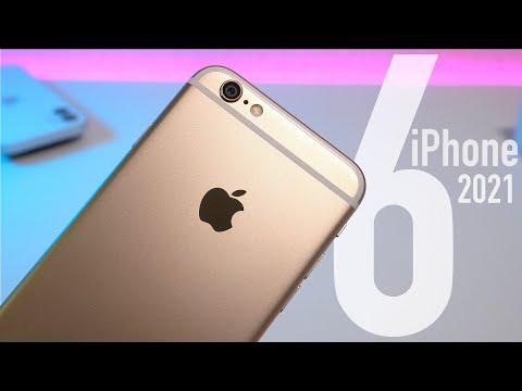 IPhone 6 в 2021 - ШОКИРУЕТ🔥 (купил Айфон за 3K)