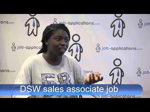 DSW Interview - Sales Associate