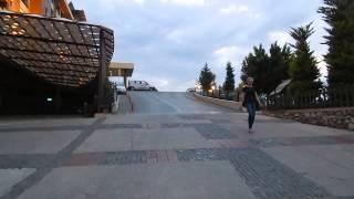 Копия видео Utopya World Hotel Аланья. Возле гланого корпуса. Вечер 1 июня 2015года(Прекрасный вид на территорию отеля Утопия Ворлд 5*, 2015-07-04T10:34:33.000Z)