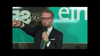 Der Kunde ist König - Benni Stark - NightWash Talent Award 2013 Halbfinale 2