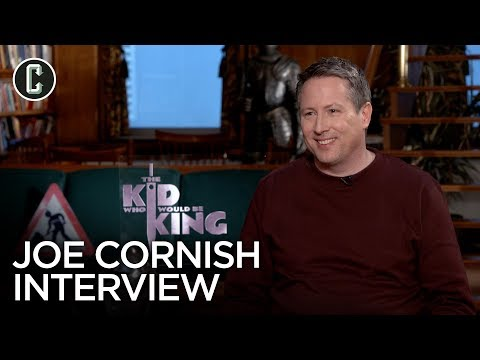 Joe Cornish Interview The Kid Who Would Be King