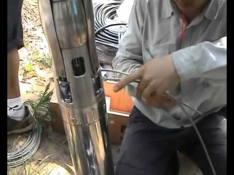 Solartech solar pump system in agriculture irrigation of 33 acres farmland