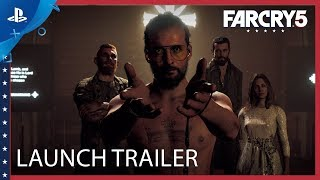 Far Cry 5 – Launch Gameplay Trailer | PS4