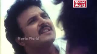Andru Peidha Mazhaiyil | Tamil Romance Scene  | Sarath Babu,Silk Smitha,Saranya