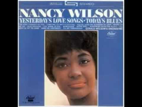 Nancy Wilson - What Are You Doing New Year\'s Eve - YouTube