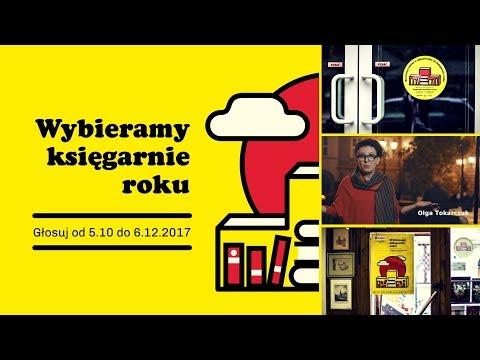Wybieramy krakowskie księgarnie roku Głosujcie i Wy