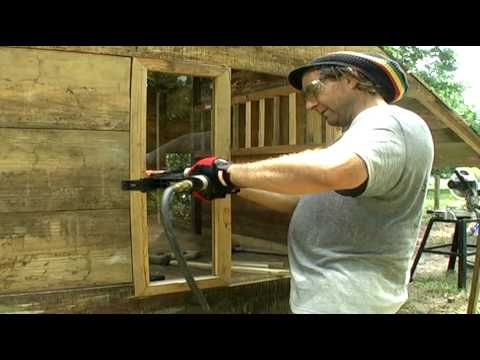 HOW TO BUILD HOUSE FOR THE HENS ( using mostly recycled materials)