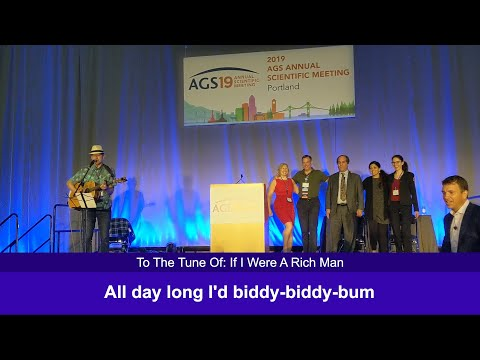 AGS19: Super Fun Time Sing Along - Song Parodies