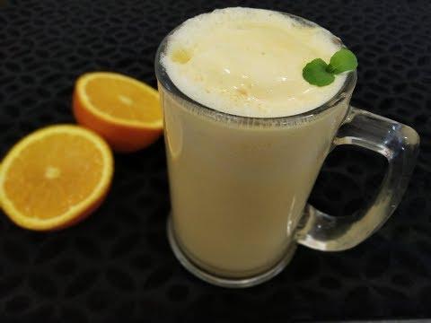വിരുന്നുകാർ വരുമ്പോൾ ഓറഞ്ച് ജ്യൂസ് ഇങ്ങനെ കൊടുത്തു നോക്കൂ / Yummy Orange Juice Recipe