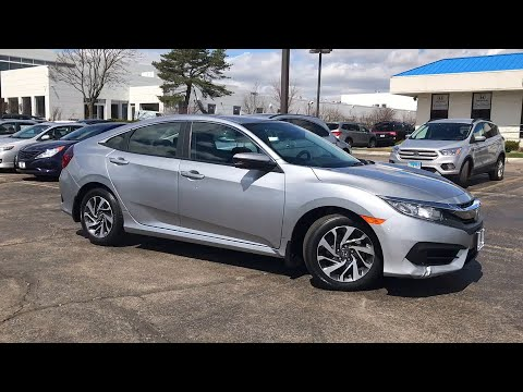 2016 Honda Civic Schaumburg, Arlington Heights, Hoffman Estates, Des Plaines, Palatine, IL 15672P
