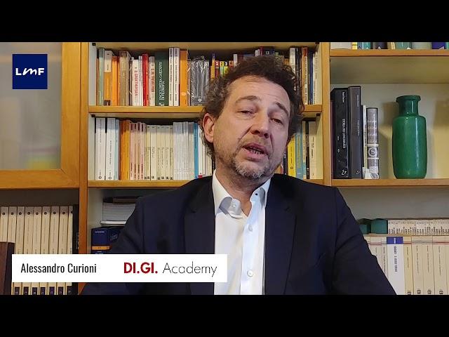 L'iimportanza della cyber-secutiry - Alessandro Curioni (DiGiAcademy)