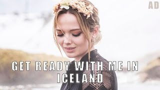 GET READY WITH ME IN ICELAND // MyPaleSkin Ad