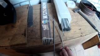 видео как выбрать электроды для сварки
