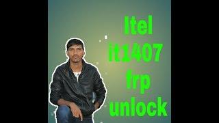itel it1407 frp unlock